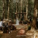 woodland-wedding-ceremony-camp-katur-yorkshire