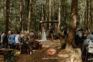 camp-katur-woodland-wedding-ceremony-yorkshire