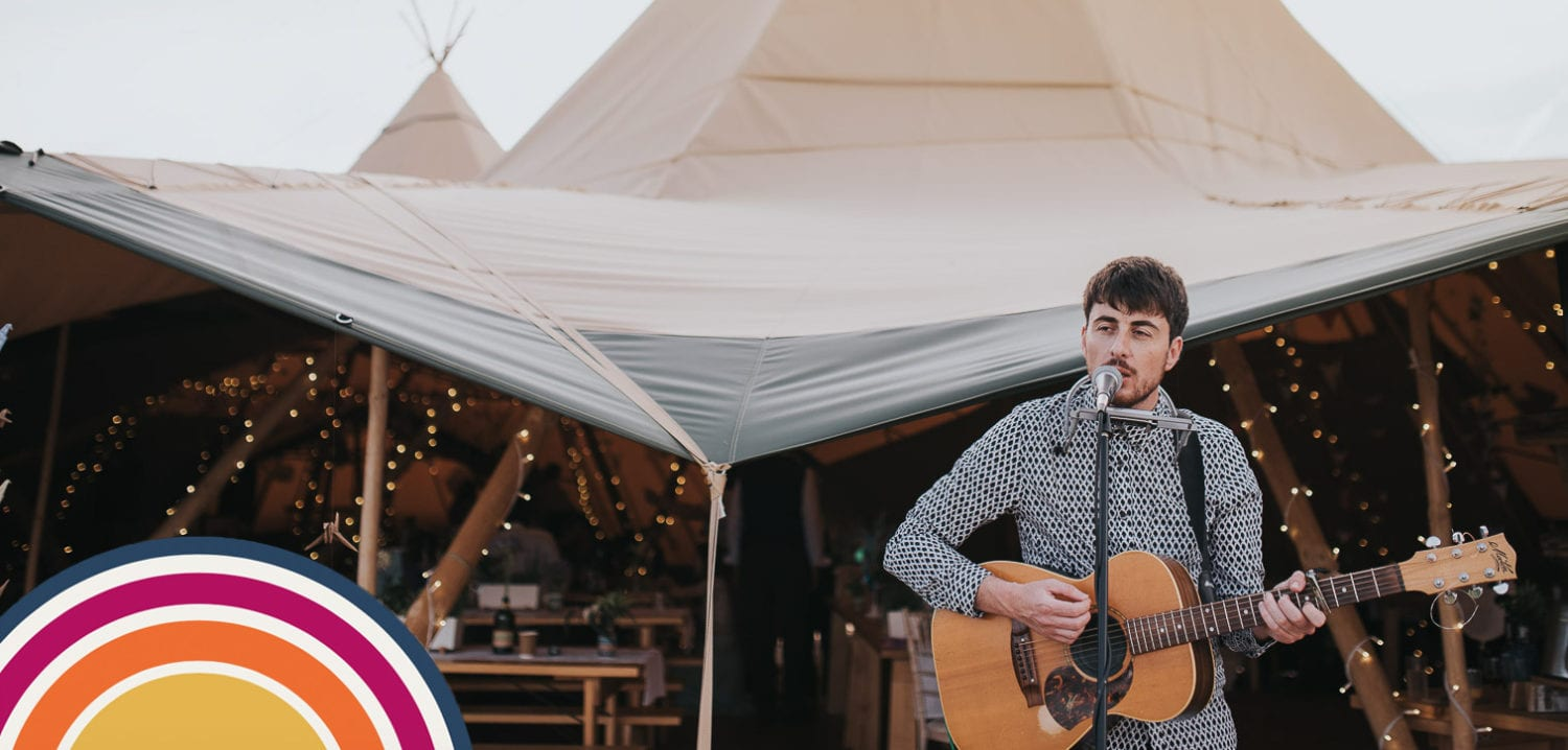 Wedding singer and guitarist Yorkshire michael mulholland